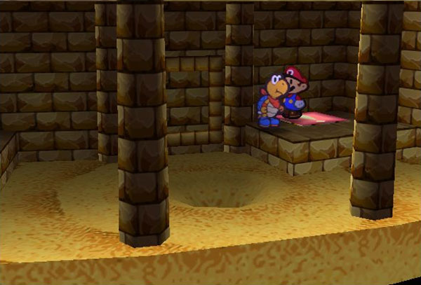 Paper Mario - Kooper