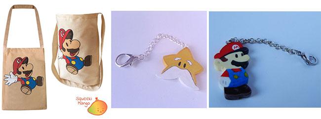 Paper Mario - Merchandise