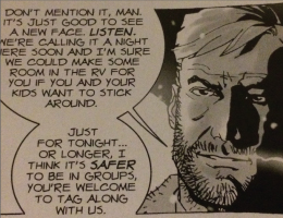 Rick Grimes - comics