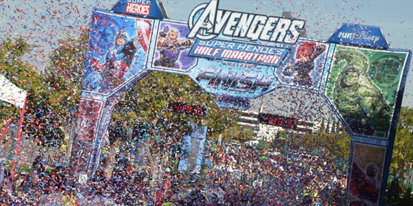 2014 Avengers Half Marathon