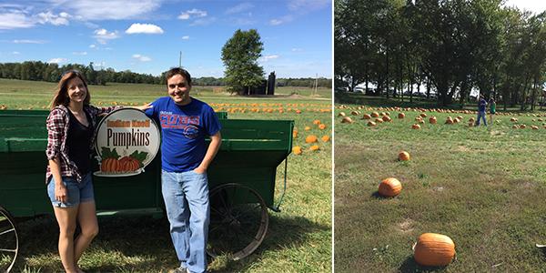 Pumpkin Patch: Trip 1